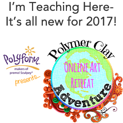 Polymer Clay Adventure 2017